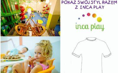 Wrzesień w Inca Play! Pokaż swój styl razem z nami! :)