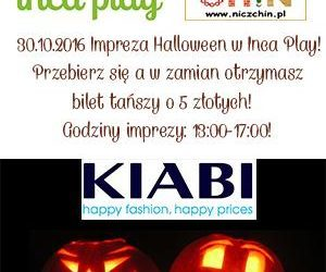 Halloween w Inca Play!