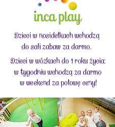 Małe dzieci w Inca Play! :)