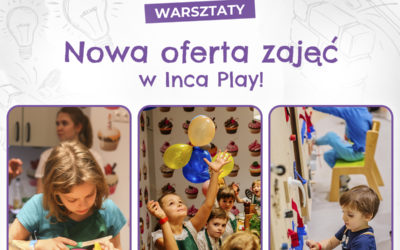 Warsztaty w Inca Play