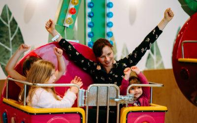 Od jakiego wieku dziecko może korzystać z Sali zabaw dla dzieci?
