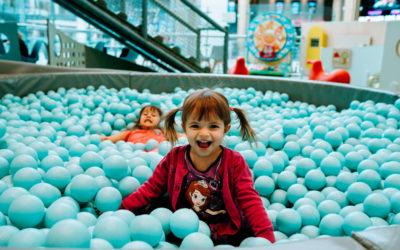 Wpływ sal zabaw na rozwój dziecka