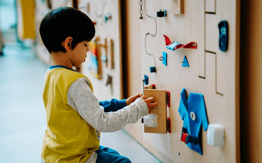 Kreatywne zabawki dla dzieci w wieku przedszkolnym