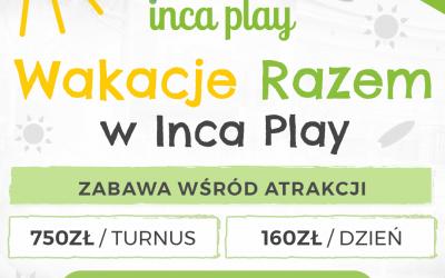 Turnusy wakacyjne w Inca Play